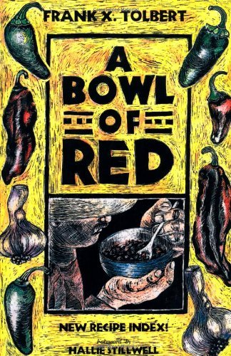 Frank's Bowl of Red Chili Recipe