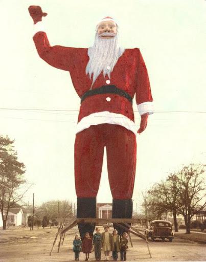 state fair santa clause of 1952