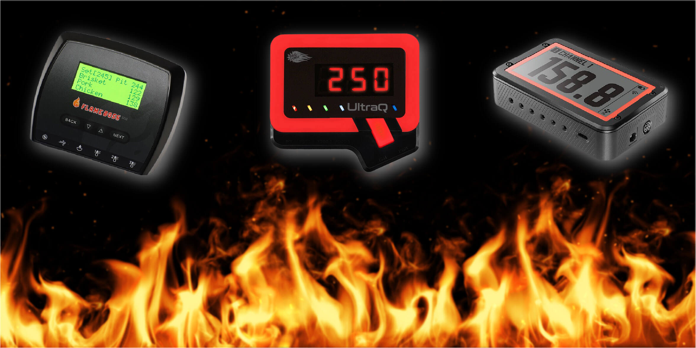 Best BBQ Thermometers featured image
