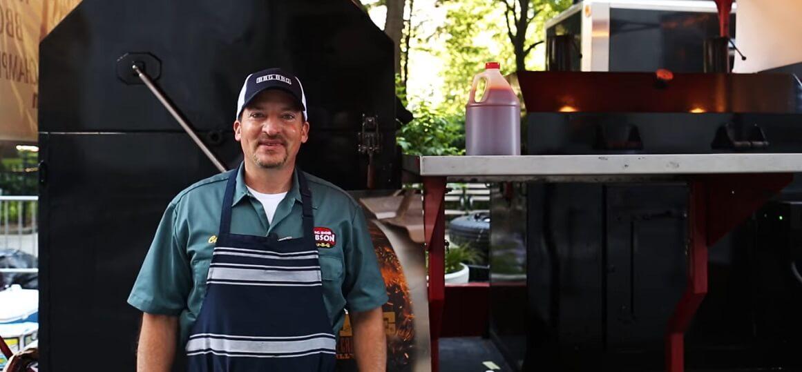 Big Bob Gibson pork butt recipe