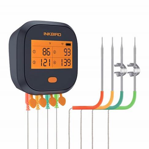 Inkbird iBBQ-4T bbq thermometer