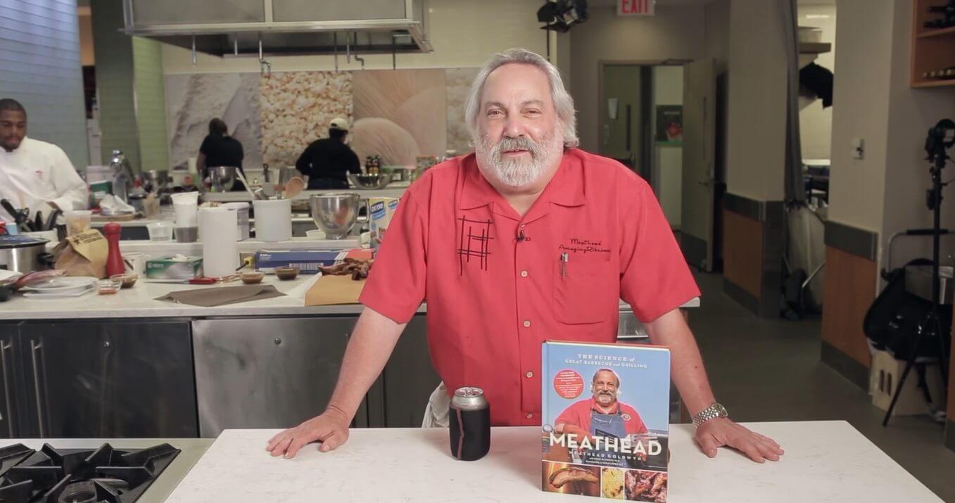 Meathead Goldwyn ribs top Pitmaster