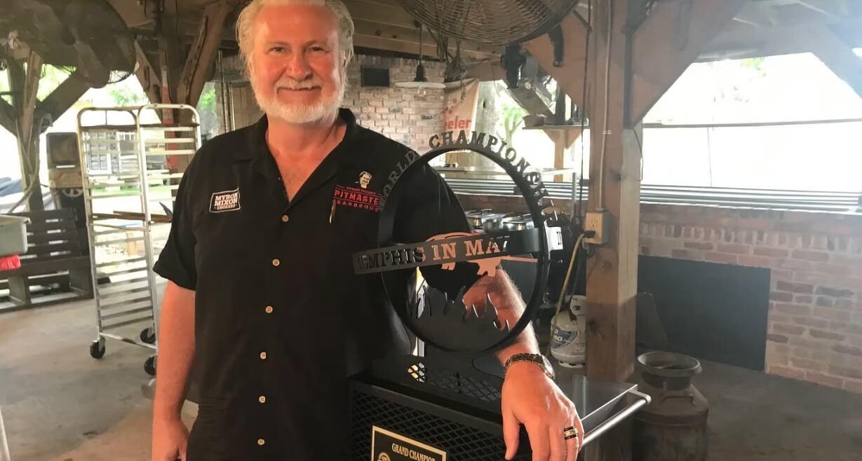 Myron Mixon Grand Champion of Memphis in May 2021