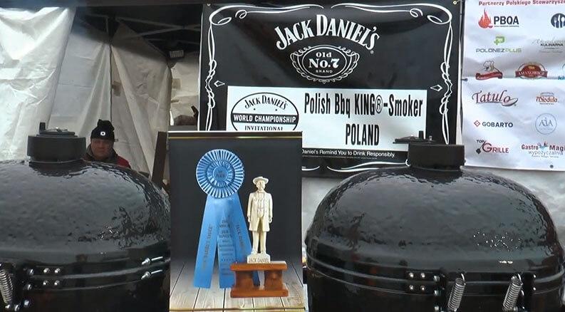 Jack Daniel's Event trophy