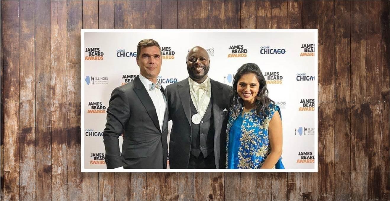 Rodney Scott Best Chef Southeast 2018 award